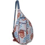 Kavu Mini Rope Bag - Autumn Ikat - Front
