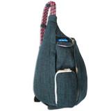 Kavu Rope Bag - Juniper Tweed - Front
