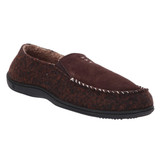 Acorn Men's Crafted Moc Slippers - Walnut - 19016/WAL - Angle