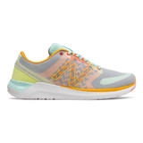New Balance Women's CUSH+ 715v4 - White - WX715LH4 - Profile