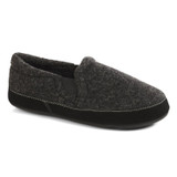 Acorn Men's Fave Gore Slipper - Black Tweed - 11172/BLK -