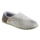 Acorn Men's Algae-Infused Parker Slippers - Gray - 20158/GRY - Angle