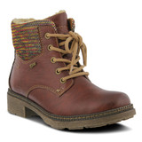 Spring Step Women's Relife Marylee Boot - Bordeaux - MARYLEE-BX - Angle