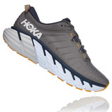 HOKA ONE ONE Men's Gaviota 3 - Charcoal Grey / Ombre Blue - 1113520-CGOB - Profile