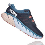 HOKA ONE ONE Women's Gaviota 3 - Ombre Blue / Rosette - 1113523-OBRS - Profile 1