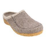 Taos Women's Wool Do Clog - Grey - WLD-2704-GRY - Angle