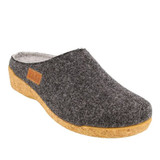 Taos Women's Woollery - Charcoal - WLY-2737-CHA - Angle