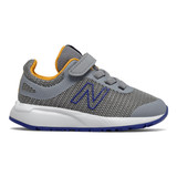 New Balance Kid's 455v2 - Steel - IT455RS - Profile