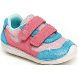 Stride Rite Soft Motion Mason Sneaker - Multi - BG000210 - Angle