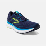 Brooks Men's Glycerin 19 - Navy / Blue / Nightlife - Angle