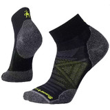 Smartwool Men's PhD Outdoor Light Mini Hiking Socks - SW001066-880 - Main
