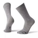 Smartwool Men's Anchor Line Crew Sock - Light Gray - SW003905039 - Main