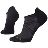 Smartwool Men's PhD Run Light Elite Micro Socks - Black - SW0SW167001 - Main