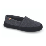 Acorn Men's Original Moccasins - Dark Charcoal - 10086/CHAR - Main