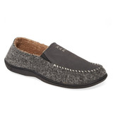 Acorn Men's Crafted Moc Slippers - Ash