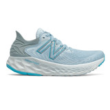 New Balance Women's Fresh Foam 1080v11 - Light Blue with Starlight  - W1080W11 - Profile
