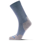 FITS Light Hiker Crew Sock - Steel Blue - F1002-443 - Main Image