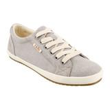 Taos Footwear Women's Star - Grey Wash Canvas - STA-12844-GYWC - Angle