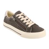 Taos Footwear Women's Z Soul -  Graphite/Light grey distressed - ZSL-13672-GLGD - Angle