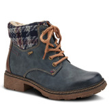 Spring Step Women's Relife Marylee Boot - Navy - MARYLEE-N - Angle
