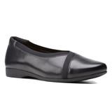 Clarks Un DarceyEase2 - Black Leather - 26155062 - Main