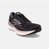 Brooks Women's Glycerin GTS 19 - Black / Ombre / Metallic - Angle