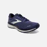 Brooks Men's Ghost 13 - Deep Cobalt / Grey / Navy - 110348-467 -  Main