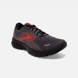 Brooks Men's Ghost 13 GTX - Black / Ebony Red - 110342-075 - Main