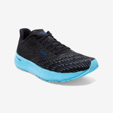 Brooks Women's Hyperion Tempo - Black / Iced Aqua / Blue -120328-082 - Main