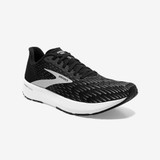 Brooks Women's Hyperion Temp -  Black / Silver / White - 120328-091 - Main