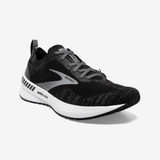 Brooks Women's Bedlam 3 - Black / Blackened Pearl / White -120330-012 - Main