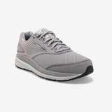 Brooks Women's Addiction Walker Suede - Alloy / Oyster / Peach -0120308-007 - Main