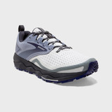 Brooks Women's Divide 2 - Grey / Dawn / Blue Ribbon - Angle