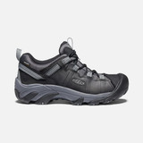 KEEN Men's Targhee II Waterproof - Black / Magnet - 1024073 - Profile 1