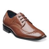 Stacy Adams Boy's Atticus - Cognac