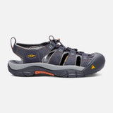 Keen Men's Newport H2 - India Ink / Rust - 1001931 - Profile