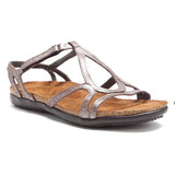 Naot Women's Dorith - Silver Threads Leather