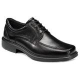 ECCO Men's Helsinki Bicycle Oxford Tie - Black - 50104-00101 - Angle