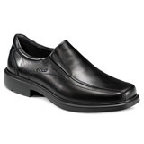 ECCO Men's Helsinki Slip On - Black - 50134-00101 - Angle