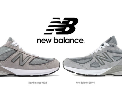 New Balance 990v5 vs 990v4 - Differences Explained