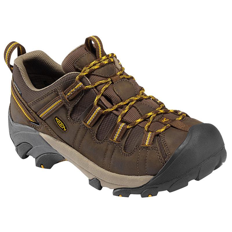 233550d1b61 Keen Men s Targhee II - Cascade Brown   Golden Yellow ...