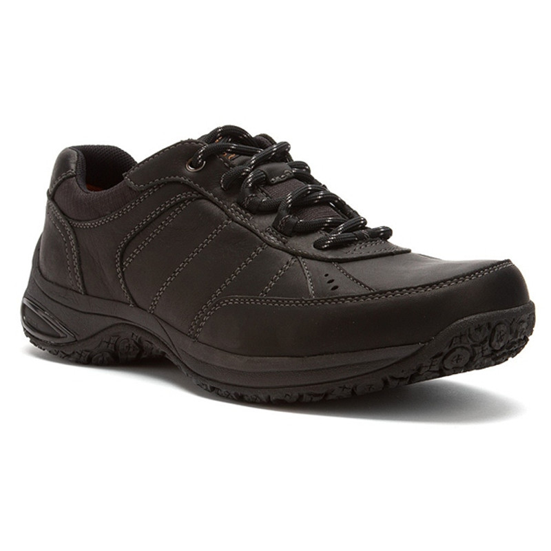 Dunham Men's Lexington - Black - DAN01BK - Angle