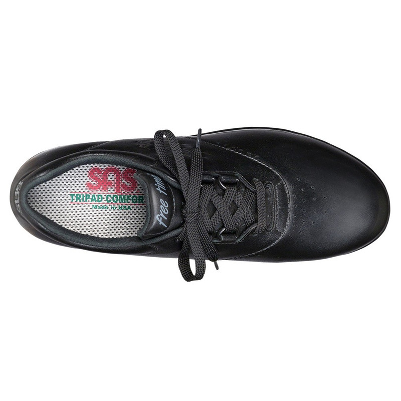 65a2460ef SAS FreeTime - Black - ShoeStores.com