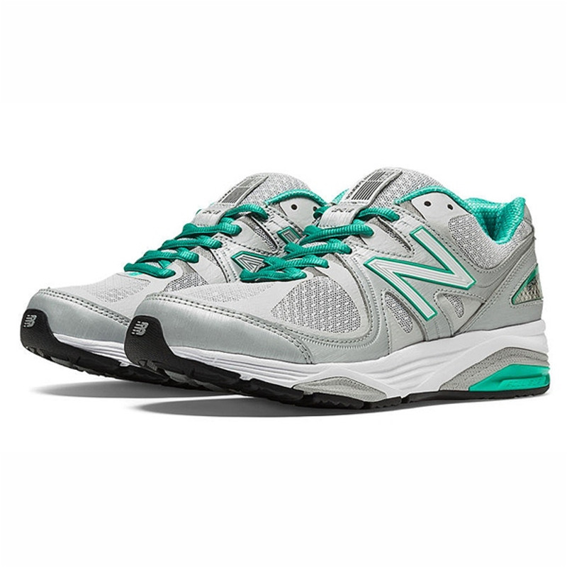 New Balance 1540v2 - silver / green