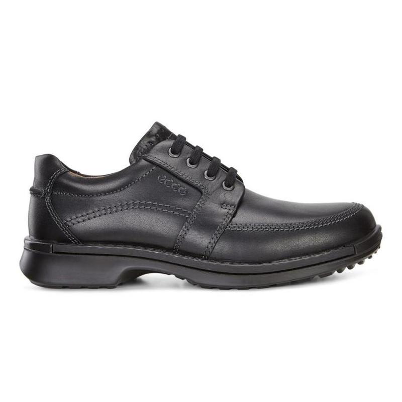 Ecco Fusion II Tie - Black - ShoeStores.com