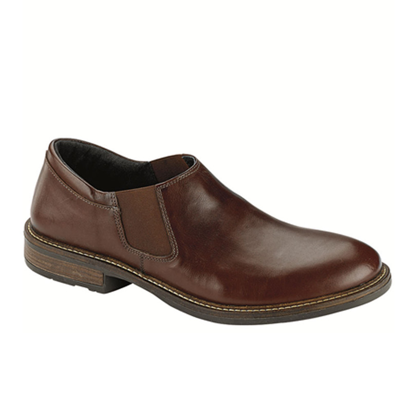 5701113050b2a1 Naot Men s Director - Toffee Brown Leather