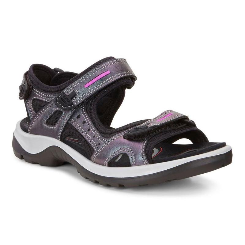 709a2572c268 Ecco Yucatan Sandal - Atmosphere - ShoeStores.com
