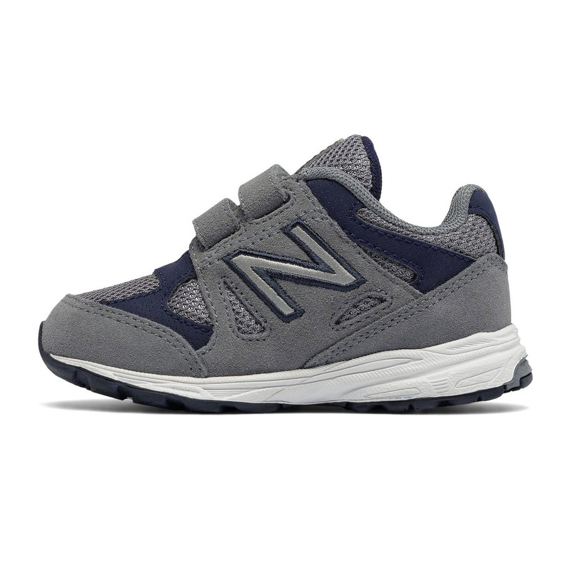 infant gray new balance
