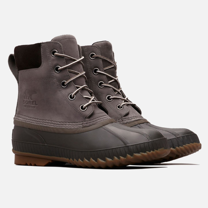 6a9505608f1 SOREL Men's Cheyanne™ II Lace Duck Boot - Quarry / Buffalo