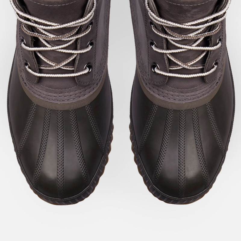1cec86b8ae4 SOREL Men's Cheyanne™ II Lace Duck Boot - Quarry / Buffalo
